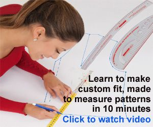 Sewing Made Easy with the Lutterloh System